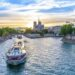 Six of Europe's most memorable dinner cruises