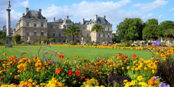 The Five Most Beautiful Parks in Paris