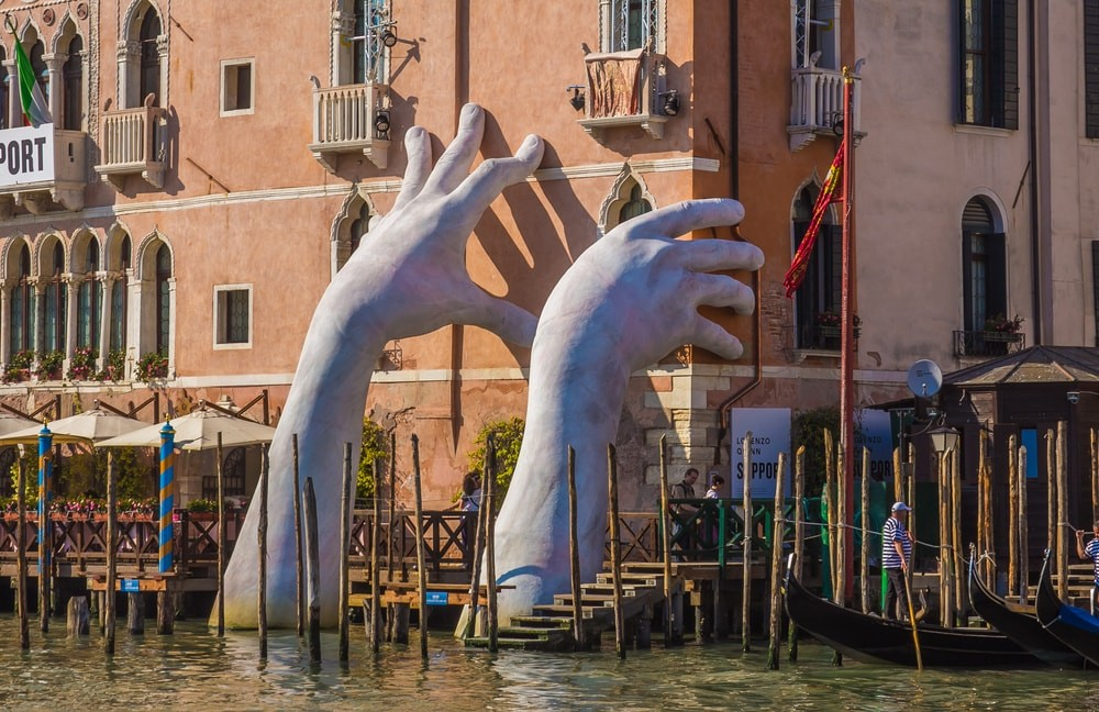 Viva Arte Viva! What to see at Venice's 2017 Biennale