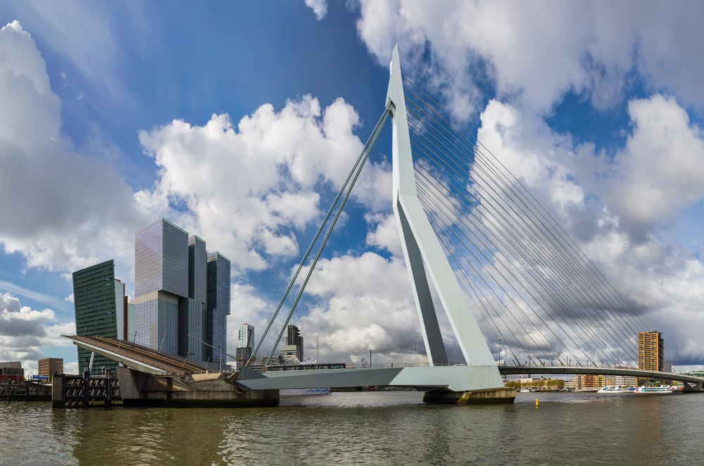 7 architectural marvels in Rotterdam