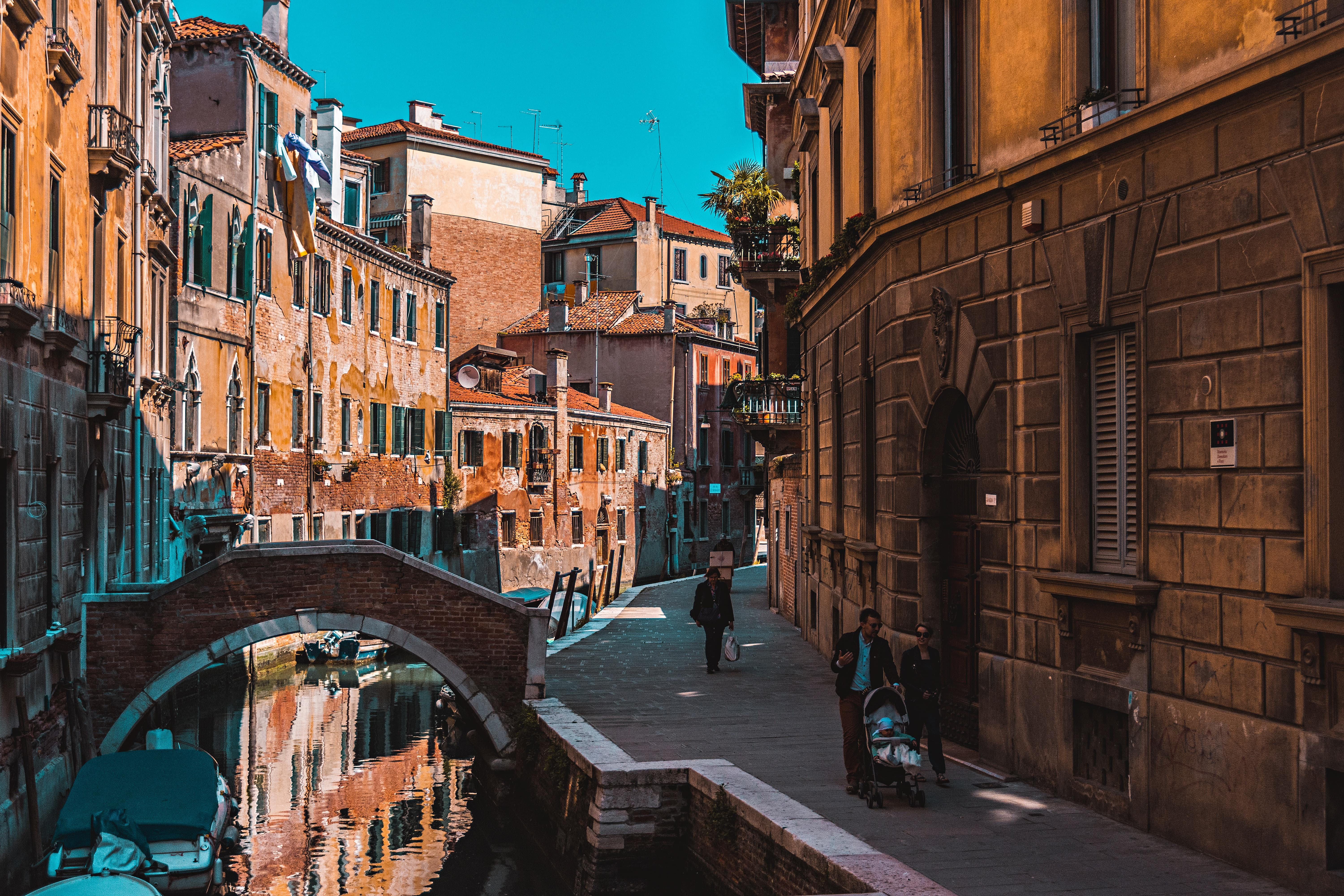 The View From Venice's Canals
