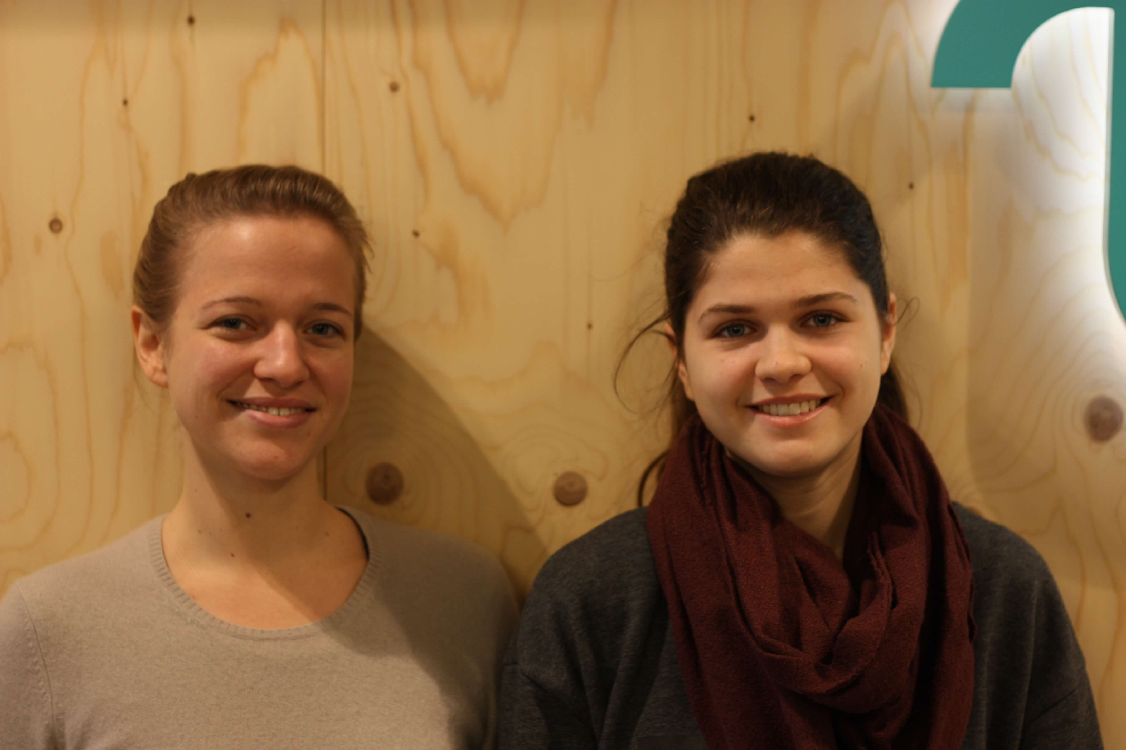 Meet the Tiqets interns – Maike and Pia
