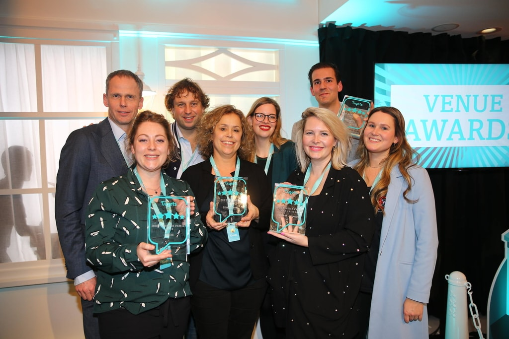 The Amsterdam Remarkable Venue Awards 2018