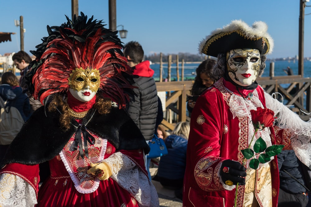 What to Do at The Venice Carnival 2021!