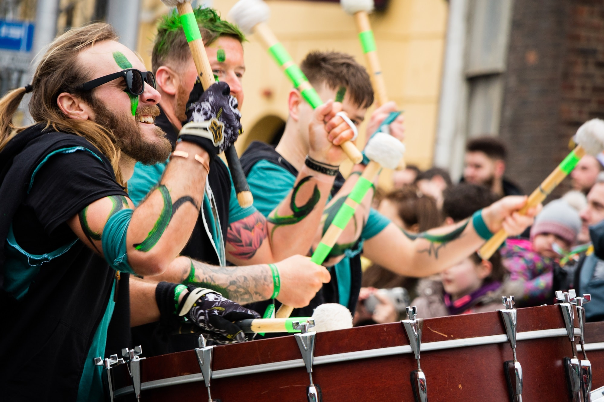 Get the best out of St. Patrick's Day 2018 in Dublin