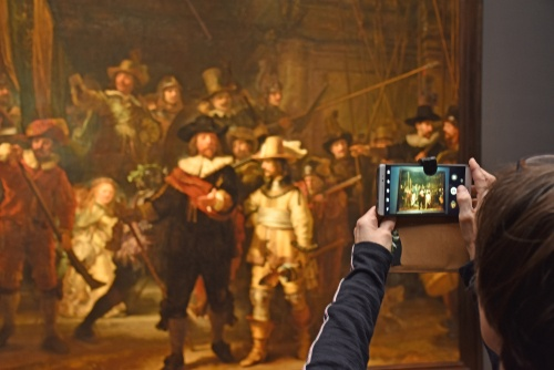 The Year of Rembrandt – 350 Years of Golden Age Art
