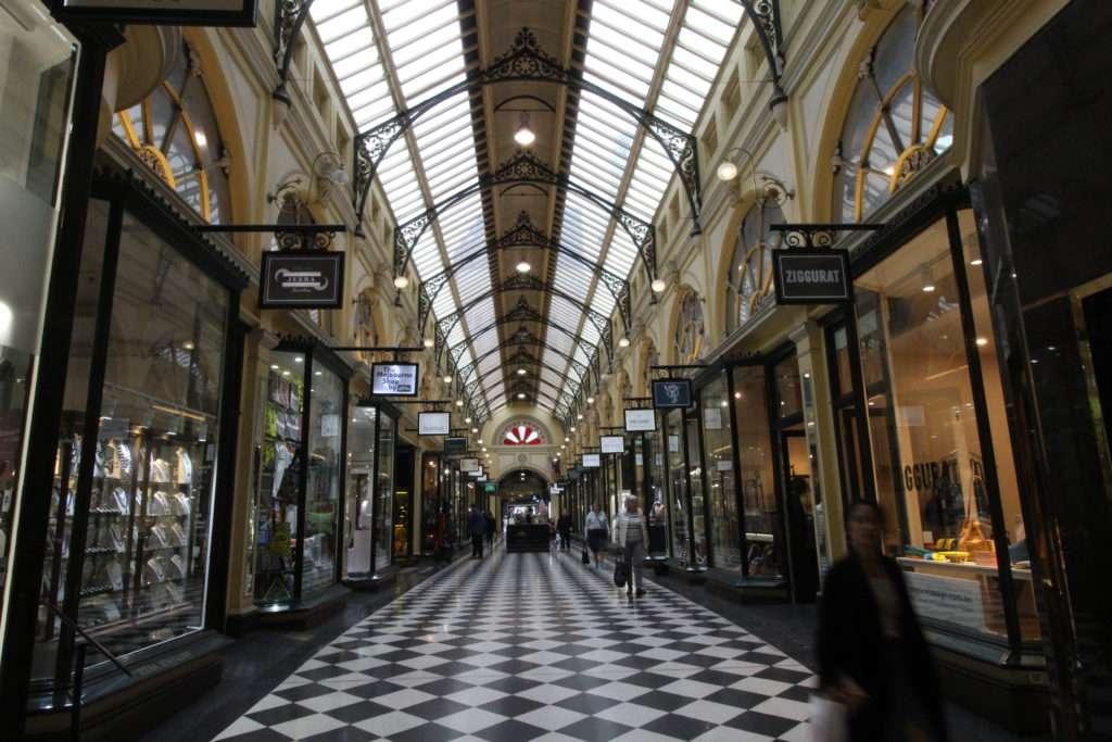 Arcade Laneway