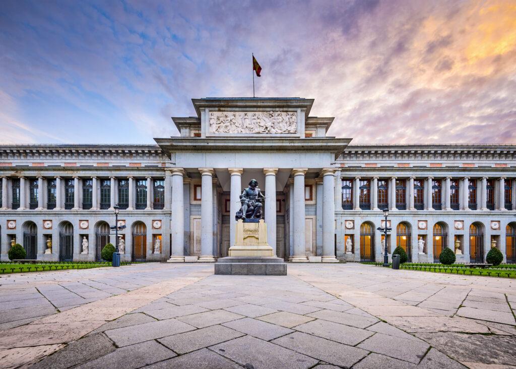 Prado Museum Building