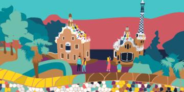 Visiting Park Güell: History, Photobombs, and Gaudí's Lizard