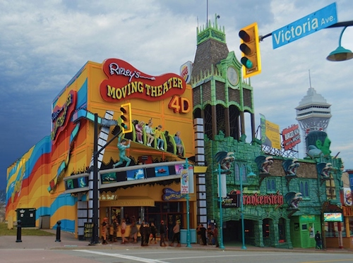 Ripley's believe it or not in Niagara Falls is a great easter weekend activtiy