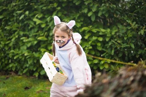 Easter weekend in 2020