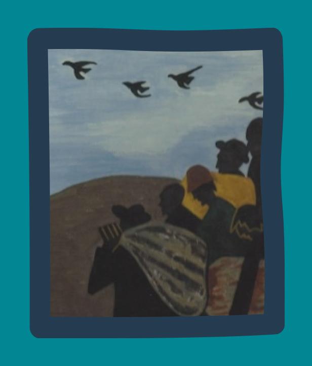 Jacob Lawrence – Migration Series