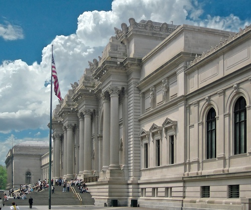 creative date ideas: see what's on at the Met