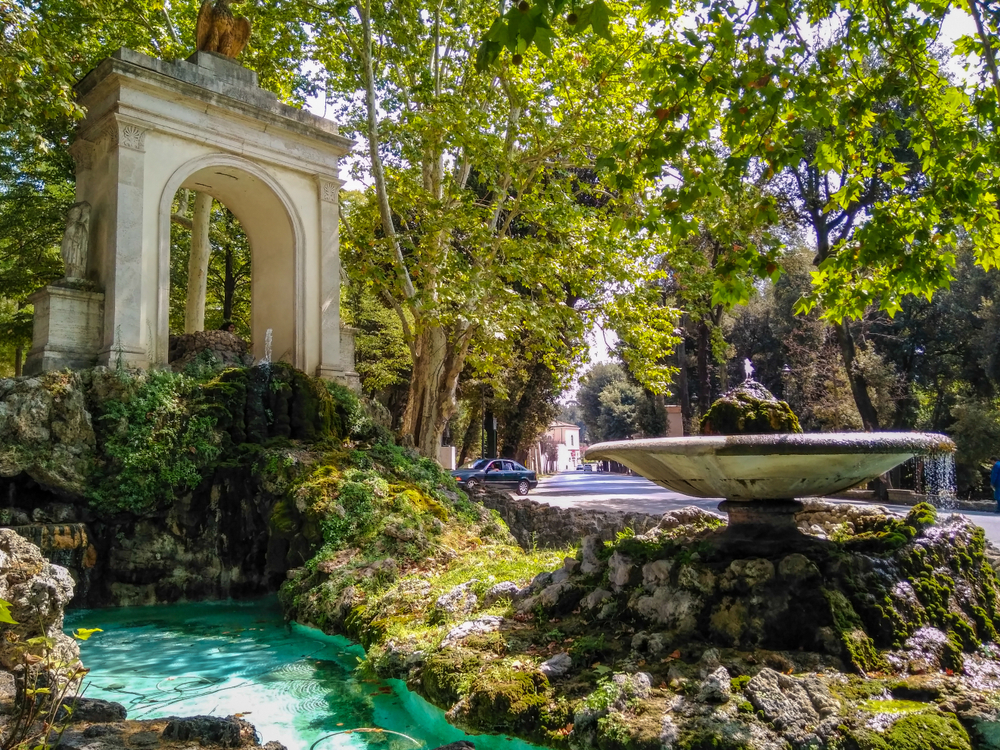 There are a ton of activities to do in the Borghese Gardens