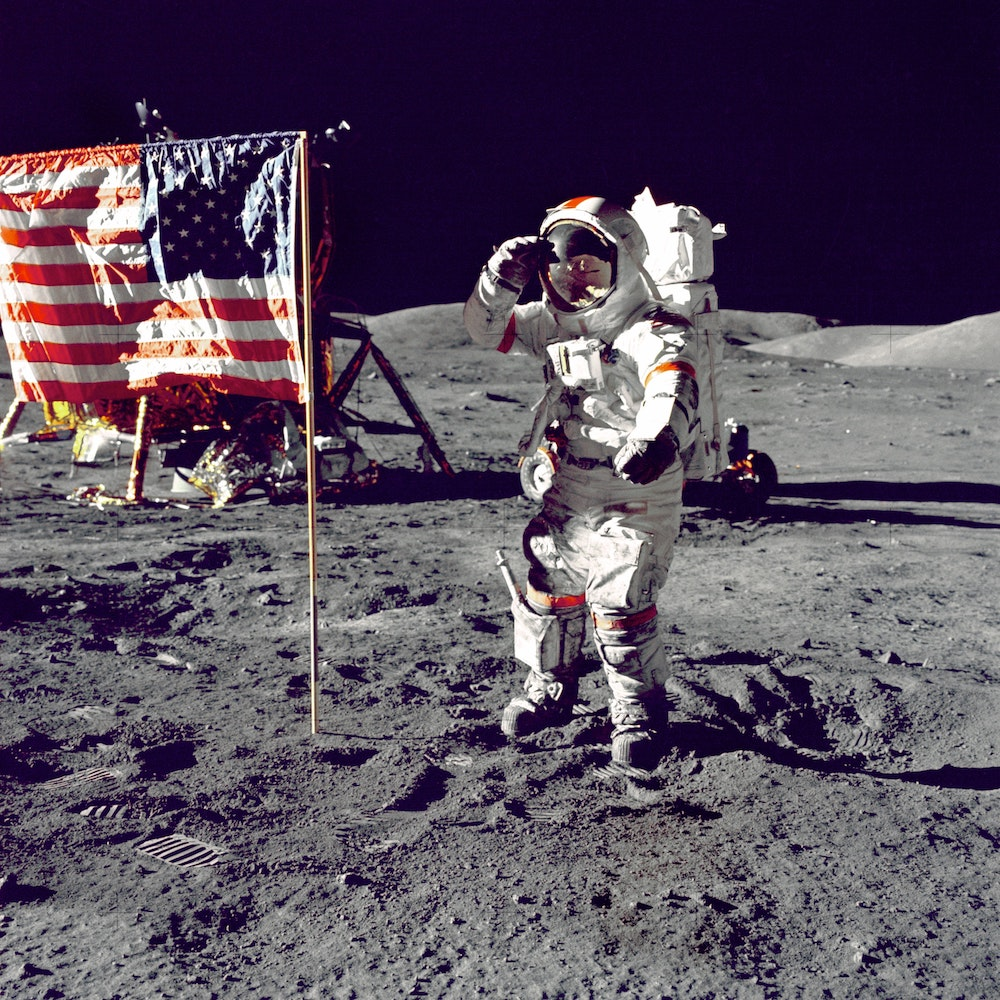 Head to the moon in your next interactive online activity.