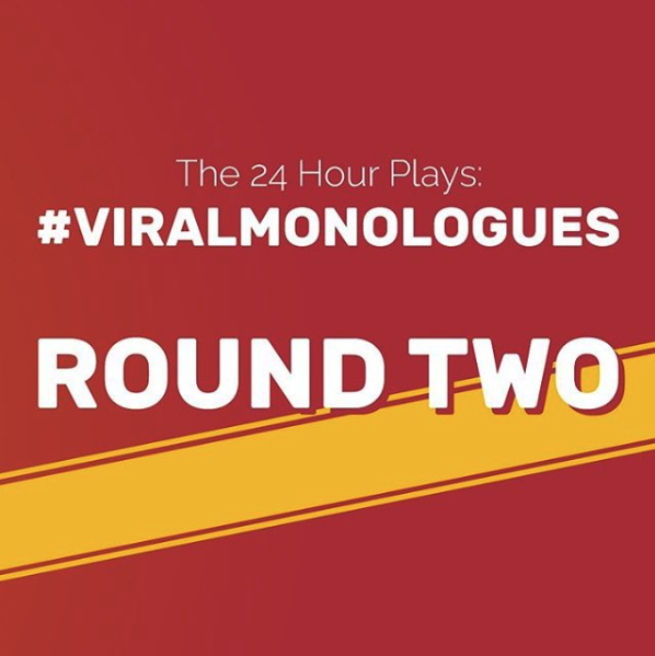 Get your theatre online fix with Viral Monologues.