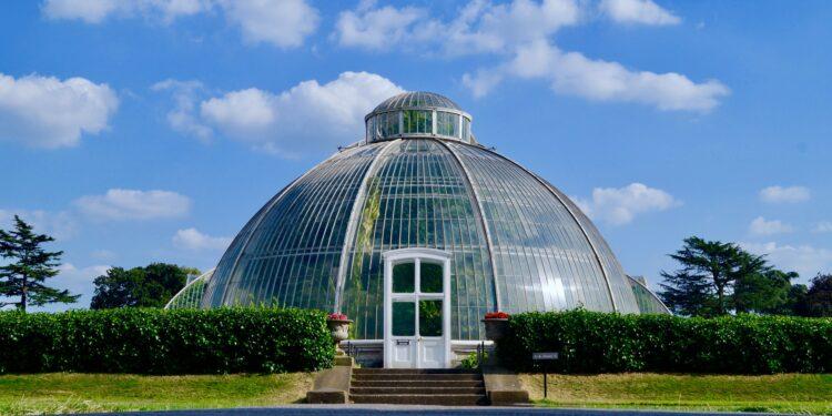 Kew Gardens dome