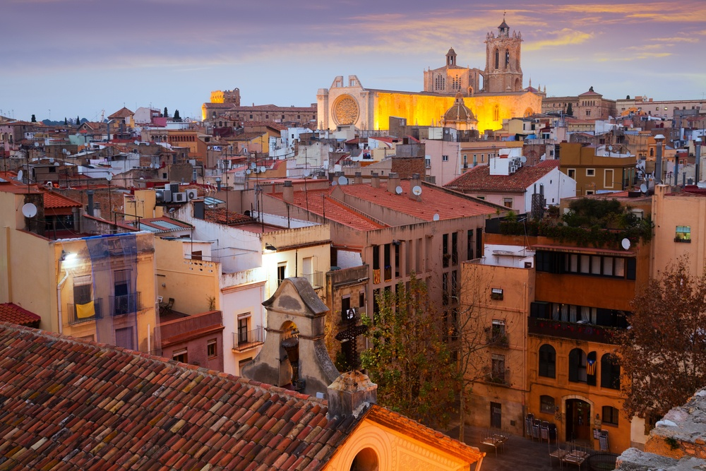 History hangs in the air in Tarragona, one of the best cities for a day trip from Barcelona.