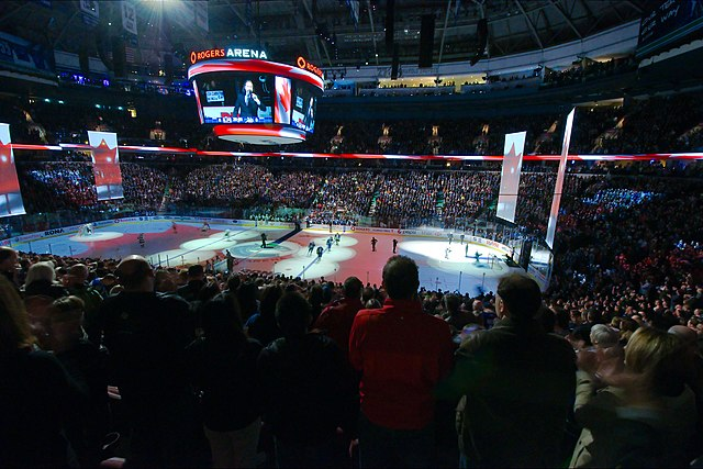 Vancouver is famous for hockey