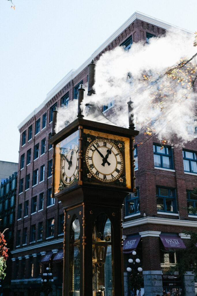 Gastown and Chinatown are Vancouver's oldest neighborhoods