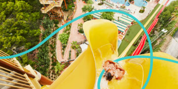 Caribe Aquatic Park is one of the best theme parks in Spain