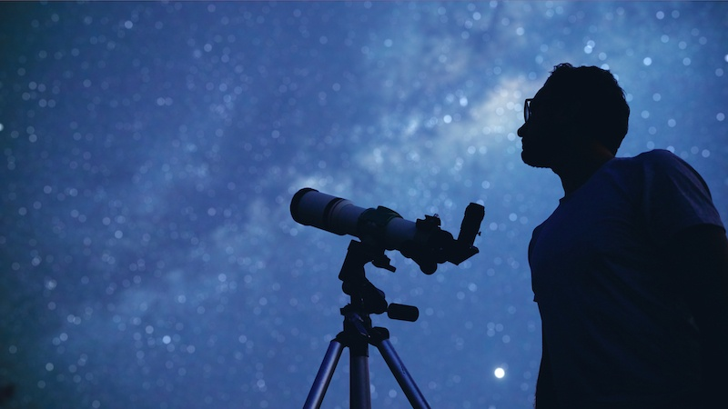 Don't miss the opportunity to do some star gazing at the Museum of Natural History and Technology