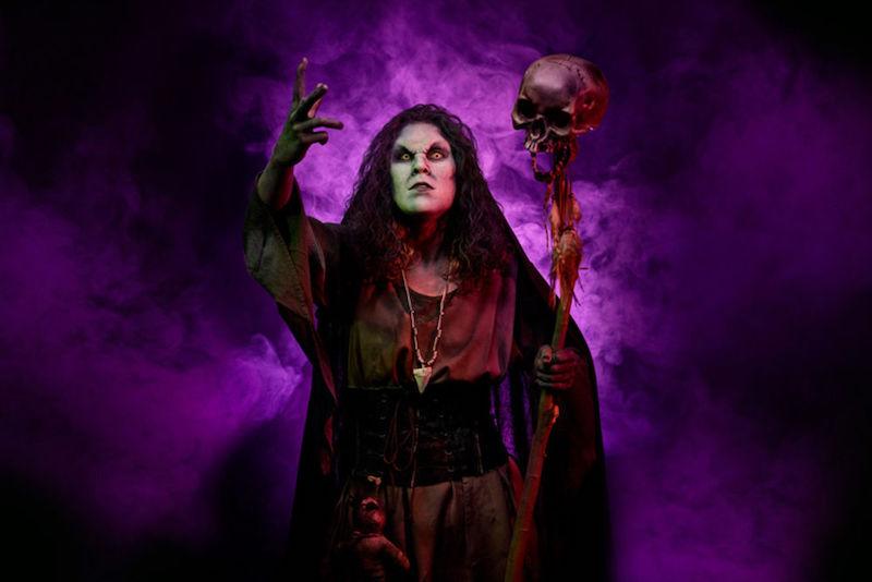 Halloween 2020 at Toverland