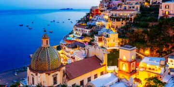 Heading to Italy? Visit These Stunning Campania Destinations