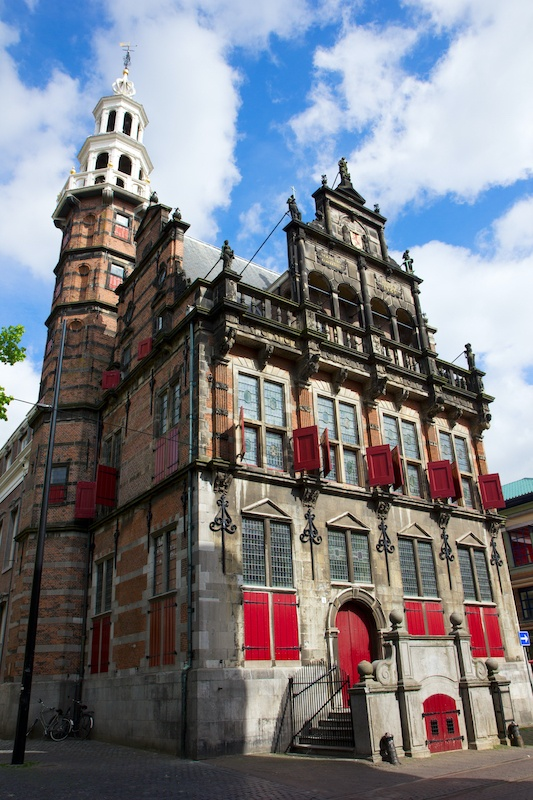 The Old City Hall is one of the best things to see in The Hague