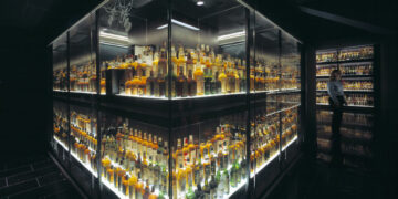 Scotch Tasting in Edinburgh – Inside the Scotch Whisky Experience