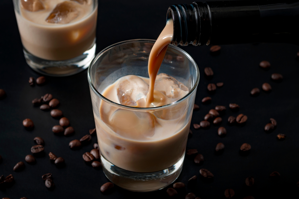Originally, Scotch whisky was mixed with cream and herb, not unlike today's whisky-cream liqueurs.