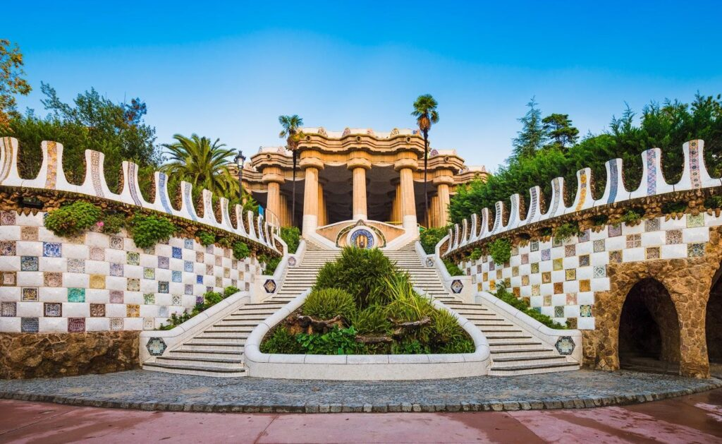 Is any Spain bucket list complete without visiting Park Guell?