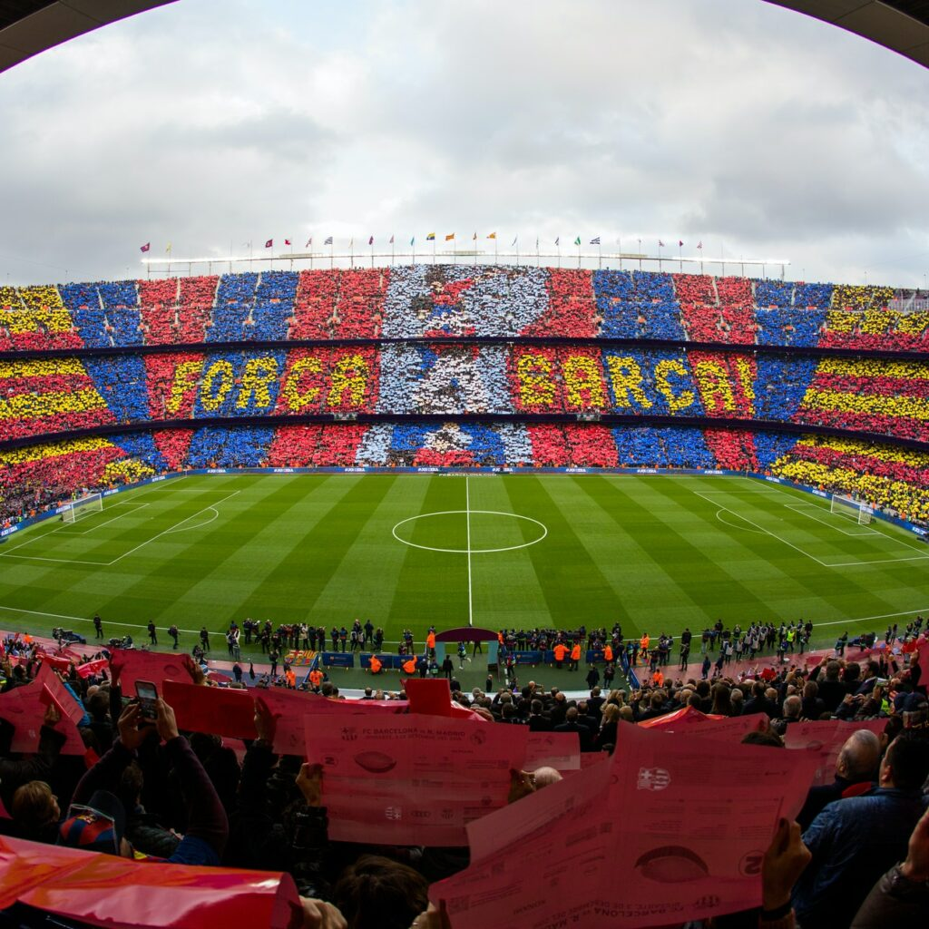 More than just a stadium, the Camp Nou is a Spain bucket list item.