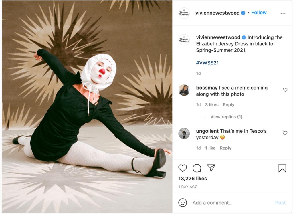 Famous women artists: Vivienne Westwood