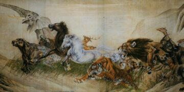 Famous Animal Paintings and Where to Find Them