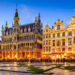 See the magical Grand Place when you're visiting Brussels.