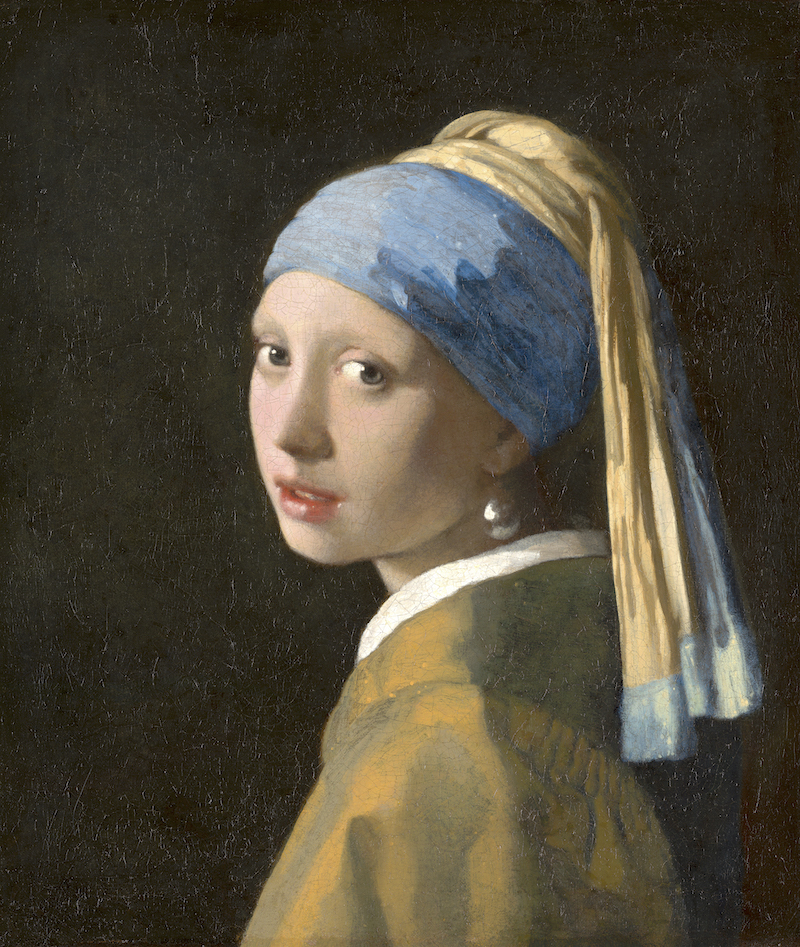 Mauritshuis highlight: The Girl With a Pearl Earring
