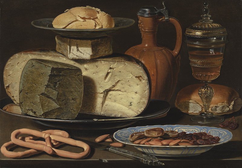 Clara Peeters Still Life is Mauritshuis highlight for Simone Hollen
