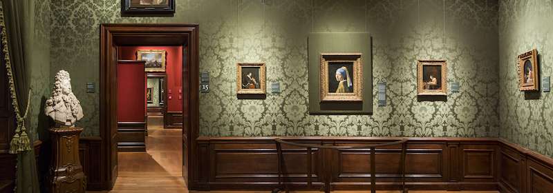 Mauritshuis' gallery