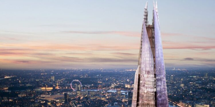 Top 10 Reasons To Visit The Shard